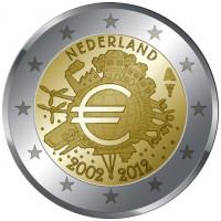 Netherlands 2012 Ten years of the Euro