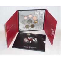 Netherland 2009 Euro coins BU set