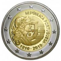 Portugal 2010 100th anniversary of the Portuguese Republic