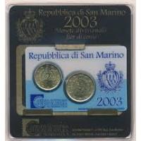 San Marino 2003 Minikit