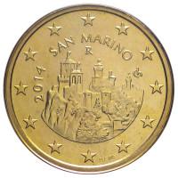 San Marino 2014 50 cent