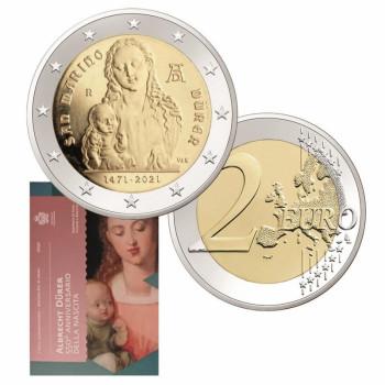 San Marino 2021 550th anniversary of Albrecht Dürer