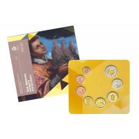 San Marino 2017 Euro coin BU set
