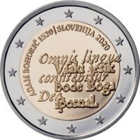 Slovenia 2020 500th anniversary of the birth of Adam Bohoric