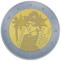 Slovenia 2014 The 600th anniversary of the crowning of Barbara Celjska