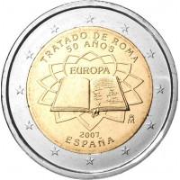 Spain 2007 50th anniversary of the Treaty of Rome
