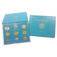 Vatican City 2019 Euro coin BU set