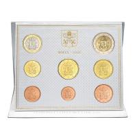 Vatican City 2020 Euro coin BU set