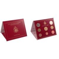 Vatican City 2004 Euro coin BU Set Pope John Paul II