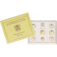Vatican City 2009 Euro coin BU Set Pope Benedict XVI
