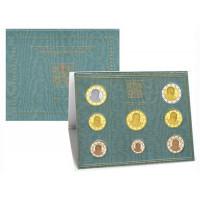 Vatican City 2010 Euro coin BU Set Pope Benedict XVI