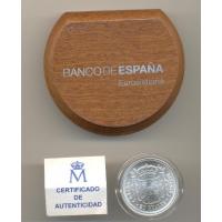 Spain 1856 20 reales (COPY !!!)