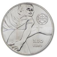 Portugal 2016 7.5 euro Eusebio