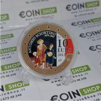 Malta 2012 10 euro Antonio Sciortino