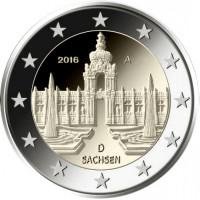 Germany 2016 Sachsen - Dresden (any random Mint)