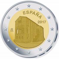 Spain 2017 Monuments Oviedo and the Kingdom of Asturias