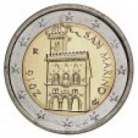 San Marino 2016 2 euro